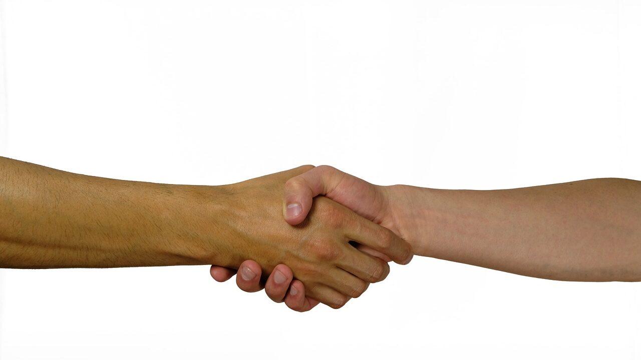 Hands Welcome Greeting Hand  - Bru-nO / Pixabay