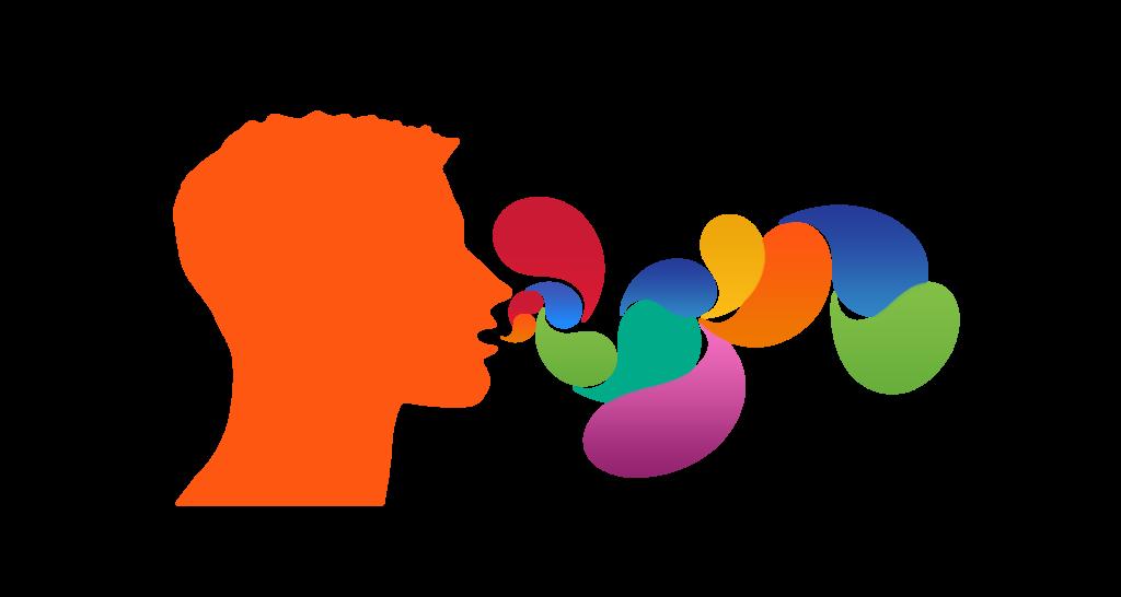 communication, head, balloons